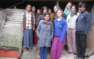 Global youth making an impact in rural Nepal