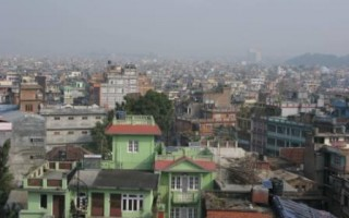 Kathmandu – not what I expected