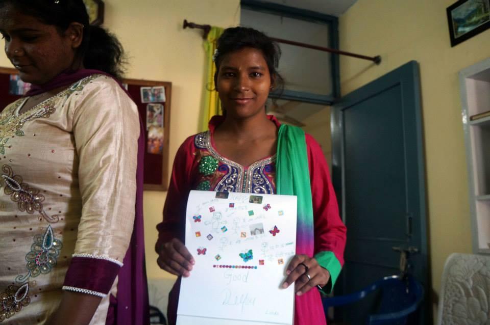 Savera women's shelter in India