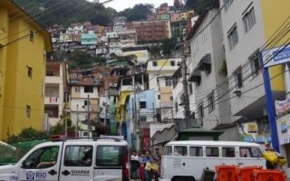 An insider look at a favela in Rio