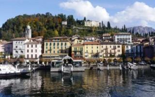 Exploring Lake Como