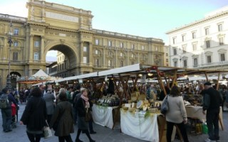 A Tuscan Gastronomic Market
