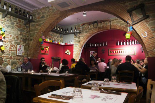 Florence restaurant guide go eat give for Restaurant guide