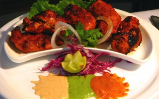 How to make Tandoori chicken without a tandoor