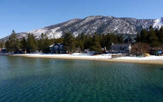 First look at Lake Tahoe