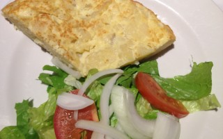 Tortilla de Patatas Recipe