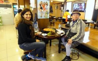 Volunteer Guides in South Korea