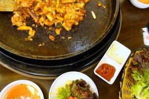 Finding Dakgalbi in Chuncheon