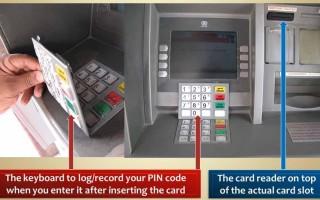 are manual credit card machines legal