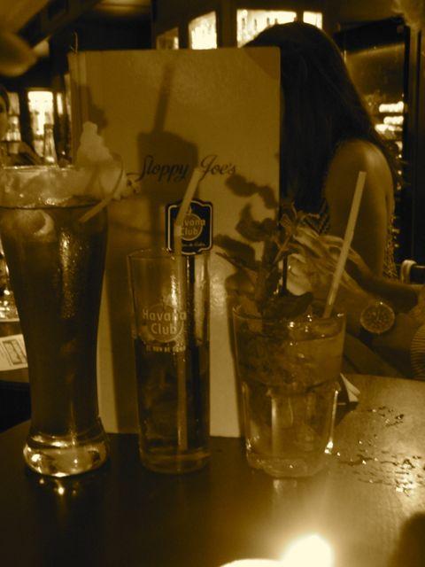 sloppy joes cocktails
