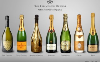 Which bubbles are you drinking?