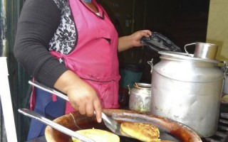 Street Food Scene of Quito