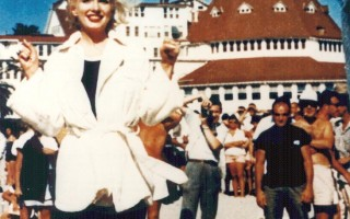 Marilyn Monroe at the Del Coronado