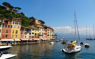 Postcard Views of Portofino