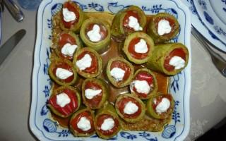 Zeytinyağlı Biber Dolma Recipe
