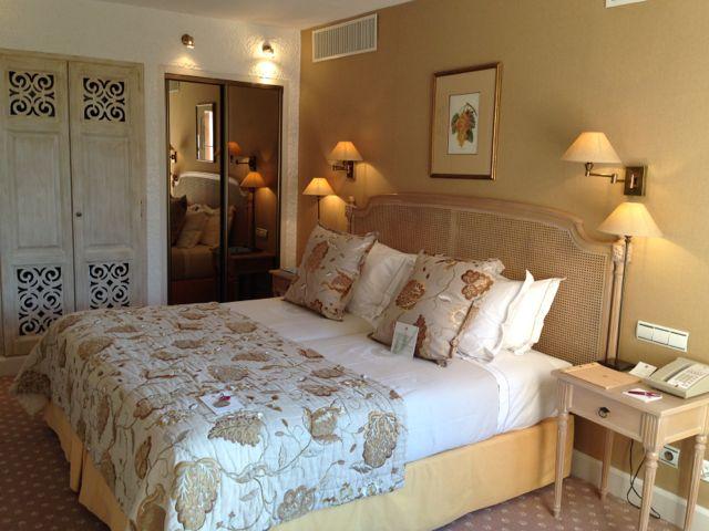 room at hotel byblos