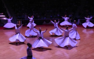 Whirling Dervishes of Konya