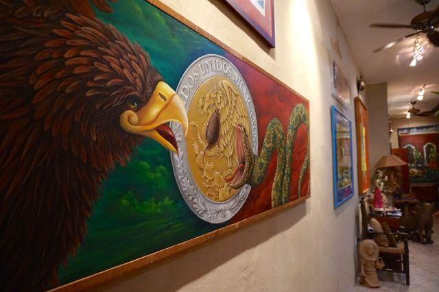 Living With Art in the Yucatan