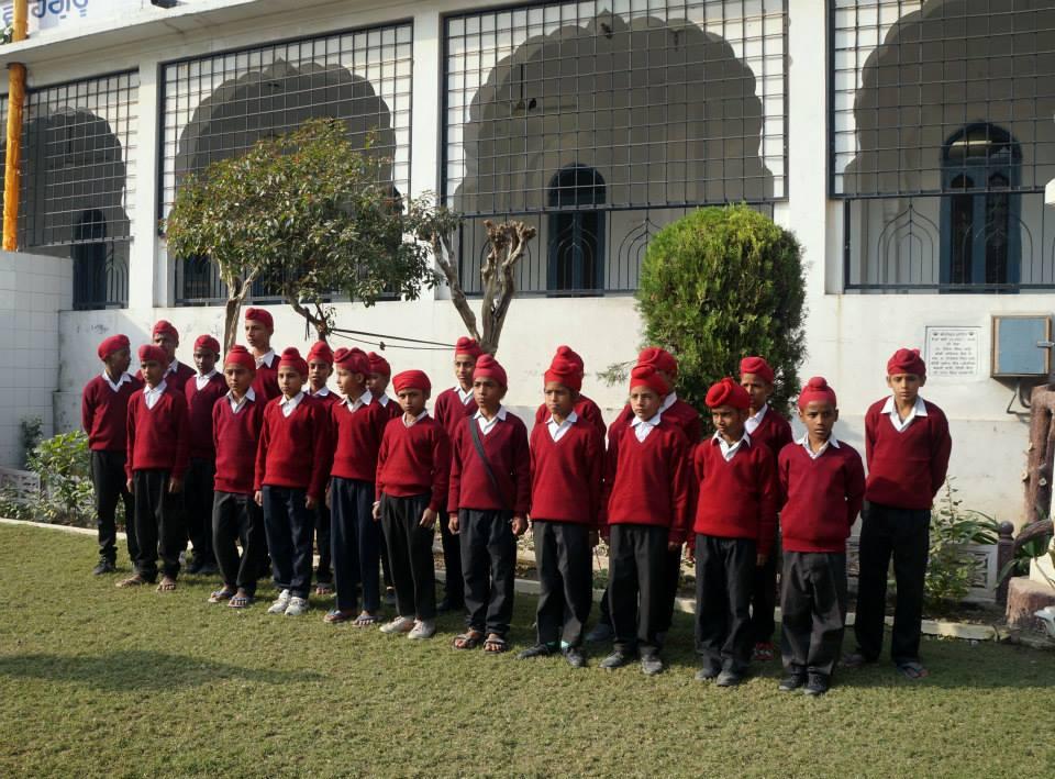 Khalsa Orphanage in Amritsar