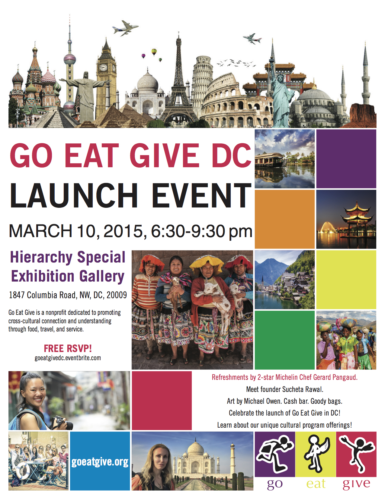 Go Eat Give is Coming to Washington DC