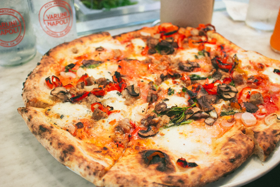 A Slice of the History of Pizza Pie