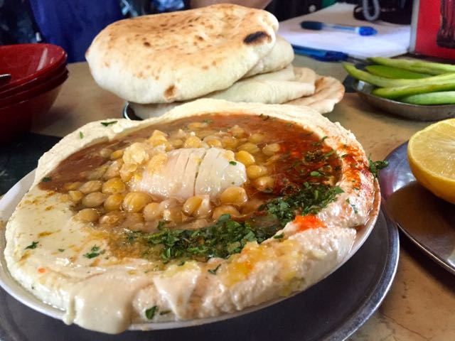 Ten Best Things I Ate in Israel