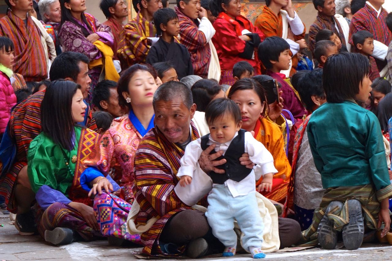 Secrets Behind Bhutan's Happiness
