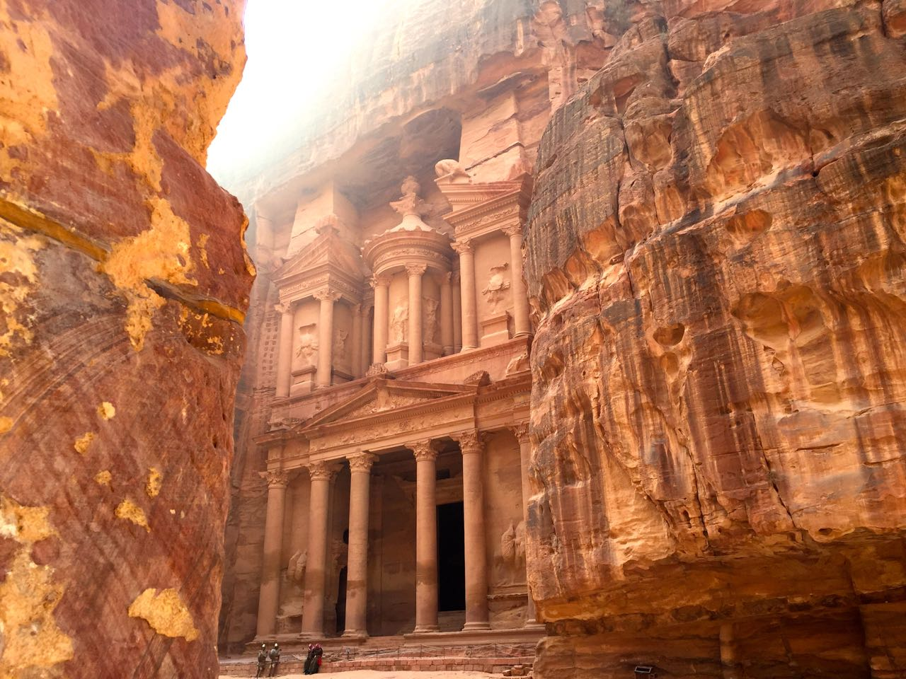 Jordan – a Haven in the Middle East
