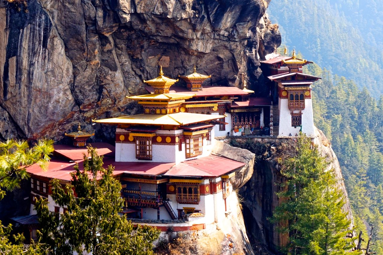 Tips for Visiting the Tiger's Nest Monastery in Bhutan