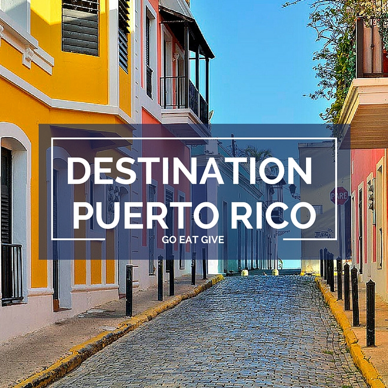 Destination Puerto Rico