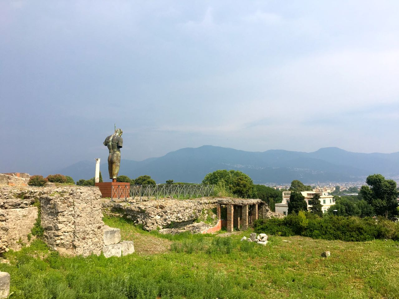 Love Italy? Sustain Pompeii