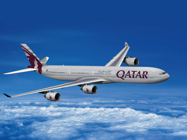 Flying Qatar Airways Business Class