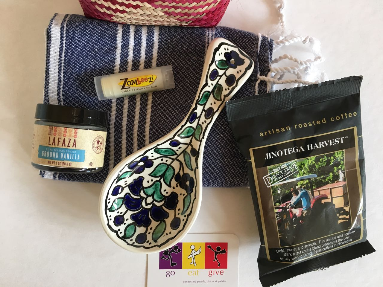 Go Eat Give Artisan Box – Gifts That Give Back