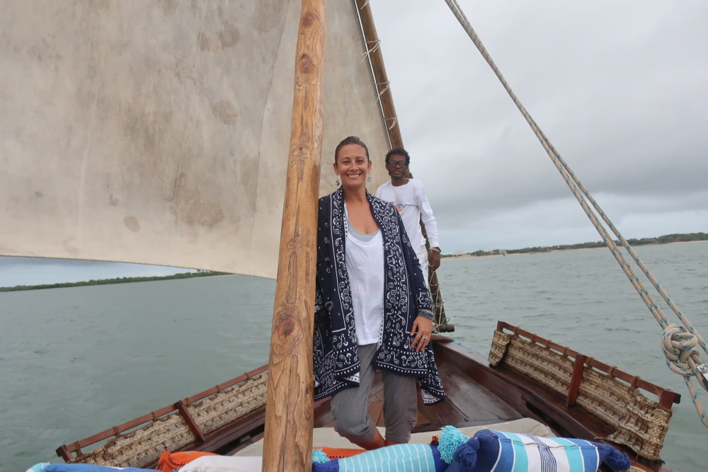 A Woman Who is Changing the Way We Travel