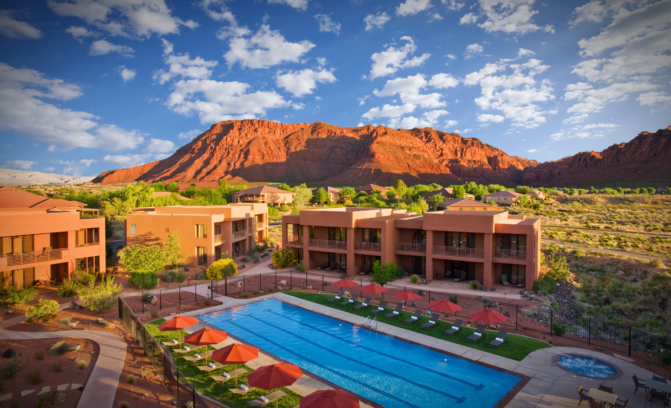 Active Getaway in Utah's Red Mountains